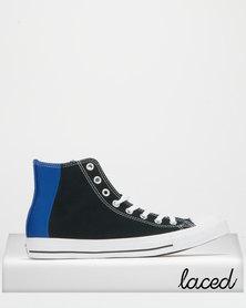 Converse Chuck Taylor All Star Hi Black/Blue/White