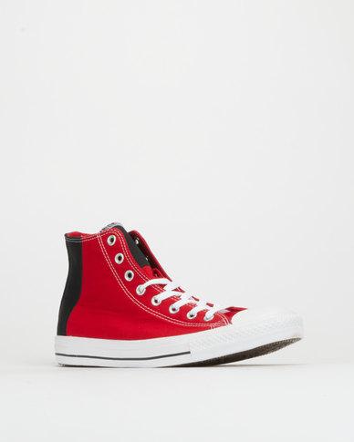Converse Chuck Taylor All Star Hi Enamel Red/Black/White