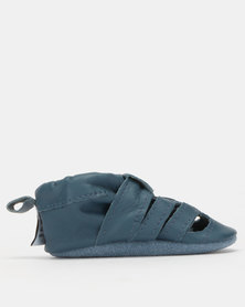 Shooshoos Baby Freeway Soft Soles Blue