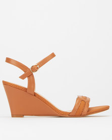 Utopia Smart Wedge Tan