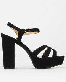 Utopia High Heels Black