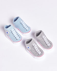Converse CHN Chuck Booties Pacific Blue Coast
