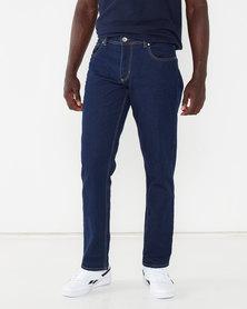 JCrew  5 Pocket Jeans Dark Indigo
