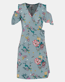 Hannah Grace Wrap Dress