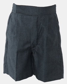 Schoolwear SA Boys School Shorts Grey