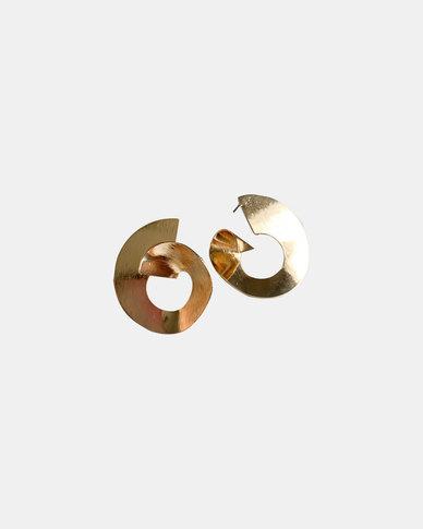 Ziara Lara Earrings - Gold