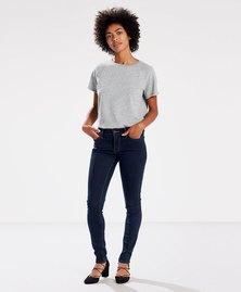 Levi's® 711 Skinny Jeans Blue
