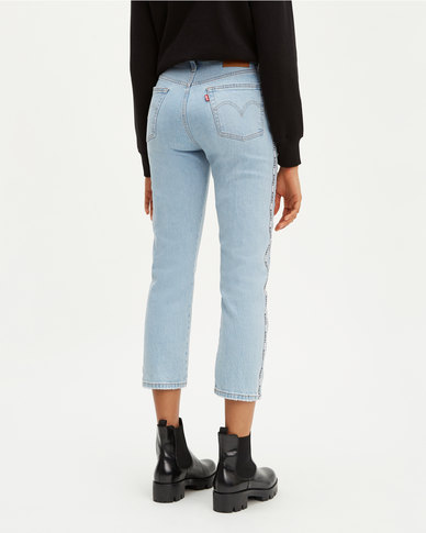 Levi's ® 501® Original Cropped Jeans Blue
