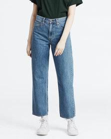 Levi's ® Dad Jeans Blue