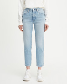 Levi's®  Made & Crafted 501®  Original Cropped Jeans