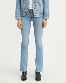715 Bootcut Jeans Blue