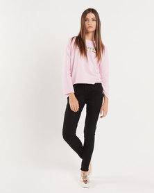 Levi's ® Curvy Skinny Jeans Black