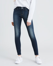 Levi's® 710 Super Skinny Jeans Blue