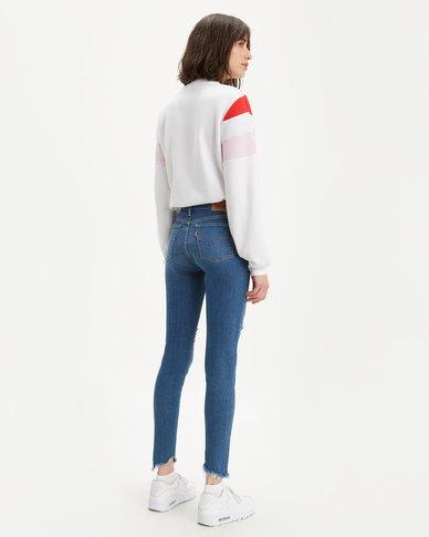 Levi's ® 710 Super Skinny Jeans Blue