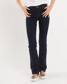Levi's ® 715 Bootcut Jeans Blue