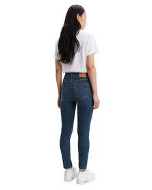 Levi's ® 720 High Rise Super Skinny Jeans Blue