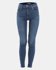 720 High Rise Super Skinny Jeans