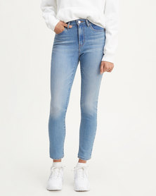 Levi's ® 721 High Rise Skinny Jeans Blue