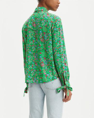Selita Western Shirt
