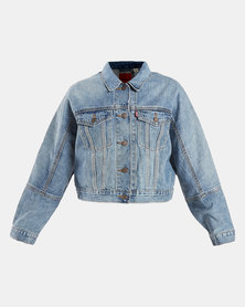 Future Vintage Trucker Jacket