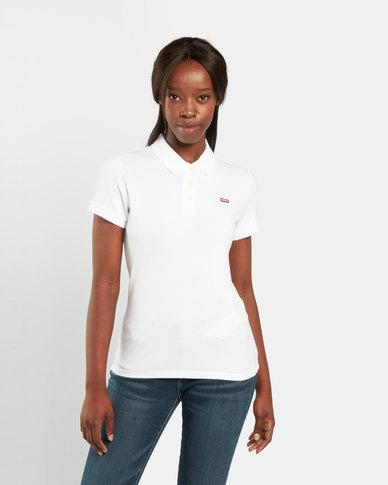 Levi's ® Slim Polo Shirt White
