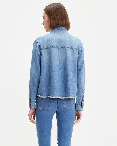 Levi's ® Daniela Shirt Light Blue