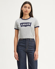 Levi's ® Graphic Baby Tee Grey
