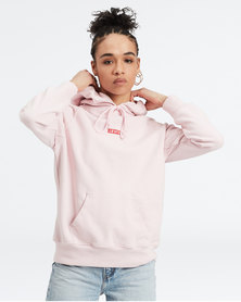 Levi's ® Graphic Sport Hoodie Pink
