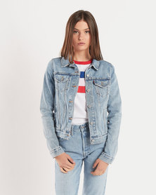 Levi's ® Original Trucker Jacket Blue