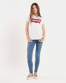 Levi's ® Perfect Logo Graphic Tee White