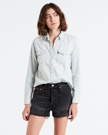 Levi's ® Ultimate Western Shirt Light Blue