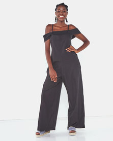 Famous Ruby dungaree in Black