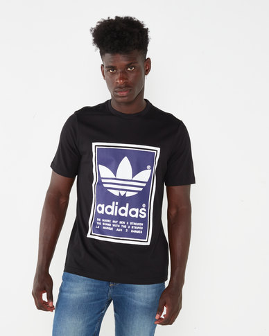adidas Originals Pantone Tee Black