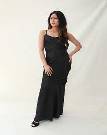 INFIN8TI Slip Maxi Dress