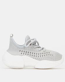Soviet Boys K Fox Sneakers Grey