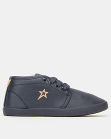Soviet Boys K Shadows Sneakers Navy