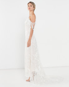 Secret Garden Lace Gown