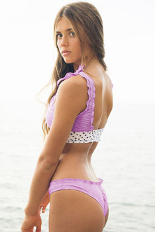 Princess Lola Boutique - Free Spirit Bikini - Polka