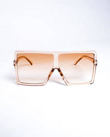 Era Nu Eyewear Crystal Brew Brown