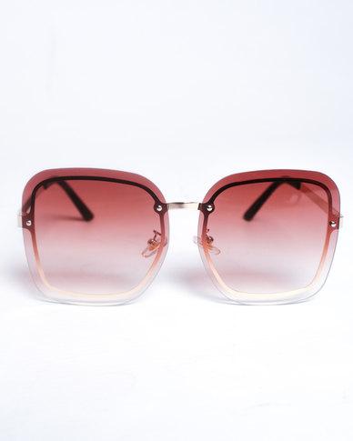 Era Nu Eyewear Berry Blush Pink