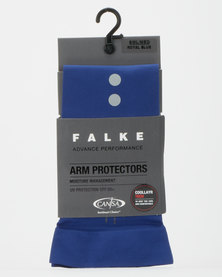 Falke Performance Arm Protector Long Unisex Royal Blue