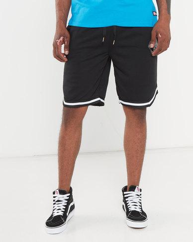 ECKÓ Unltd NFL Shorts Black