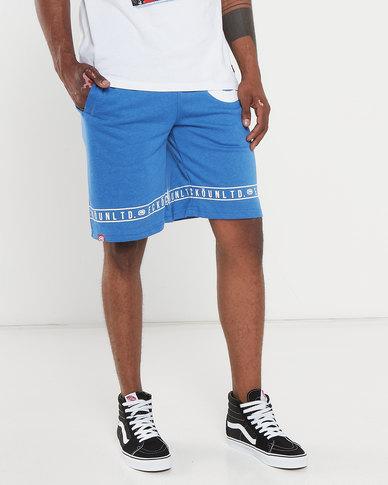 ECKÓ Unltd Shorts Blue