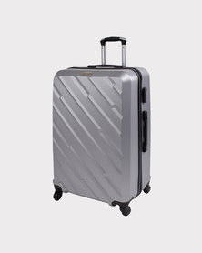 Marco Excursion Luggage Bag - 20 inch Silver
