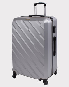 Marco Excursion Luggage Bag - 28 inch Silver