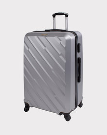 Marco Excursion Luggage Bag - 24 inch Silver