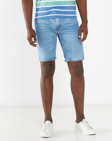 Levi's® 502 Regular Taper Fit Shorts