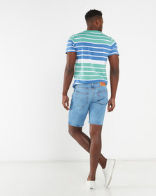 Levi's® 502 Regular Taper Fit Shorts