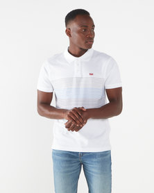 Levi's ® Housemark Polo Shirt White
