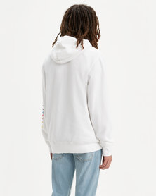 Levi's ® Graphic Pullover Hoodie White